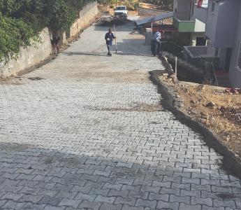 Kaşoğlu Sokak çalışması